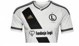 Specjalna charytatywna koszulka Legii na mecz z Napoli
