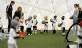 Już kilkuletnie dzieci mogą grać w piłkę w Legii!