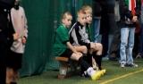 Młode Wilki '00 w środku tabeli turnieju w Zwenkau