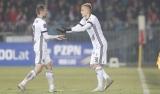 Mateusz Praszelik zadebiutował w pierwszym zespole...