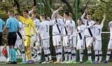 Legia 98/99 rozegrała sparing z reprezentacją Polski