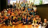 Wizyta uczestników obozu Legia Soccer Schools w Muzeum Legii...