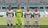 Czterech nowych zawodników w zespole U18