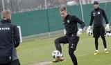 Jakub Ojrzyński trenował z pierwszym zespołem