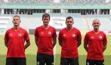 Czterech trenerów dołączyło do Akademii