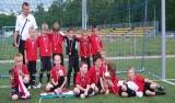 Młode Wilki 2001 wygrywają Bemowo Cup
