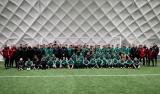 Ostatni trening drużyn Akademii w 2020 roku