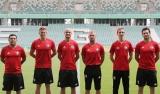 Siedmiu nowych trenerów dołączyło do Akademii