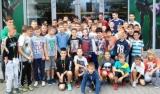 Zakończenie czwartego turnusu Letniego Obozu Legia Soccer...