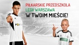 Piłkarskie Przedszkola Legii w Twoim mieście!