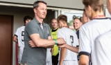 Jacek Zieliński: Nie możemy celebrować defensywnej gry