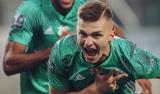 Gol w debiucie Macieja Rosołka