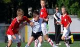 Młode Wilki '01 zadebiutowały w rozgrywkach MZPN