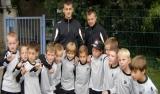Młode Wilki 2001 na turnieju w Eschweiler
