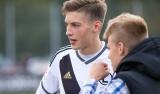 UEFA Youth League: Przedmeczowy spacer Legii (HD)