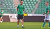 UEFA  Youth League: Ostatni trening przed wylotem do Danii