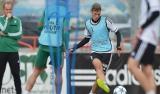 UEFA Youth League: Ostatni trening przed wylotem do Bułgarii