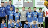 "Sukces Varsovii w turnieju ""Z podwórka na stadion"""