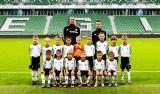 Trzecie miejsce Legii 2005 w Serock Cup