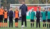 Młode Wilki 97' pewnie pokonały Hutnik Warszawa 8:0