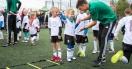 Gwiazdy w Piłkarskich Przedszkolach Legii (HD)