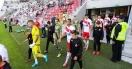 Skrót meczu ŁKS Łódź - Legia II Warszawa