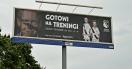 #GotowiNaTreningi: Billboardy w stolicy (HD)
