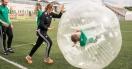 Integracja trenerów LSS z bubble football...